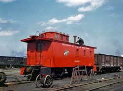 The Red Caboose: 1943
