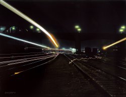 Trainlight: 1943