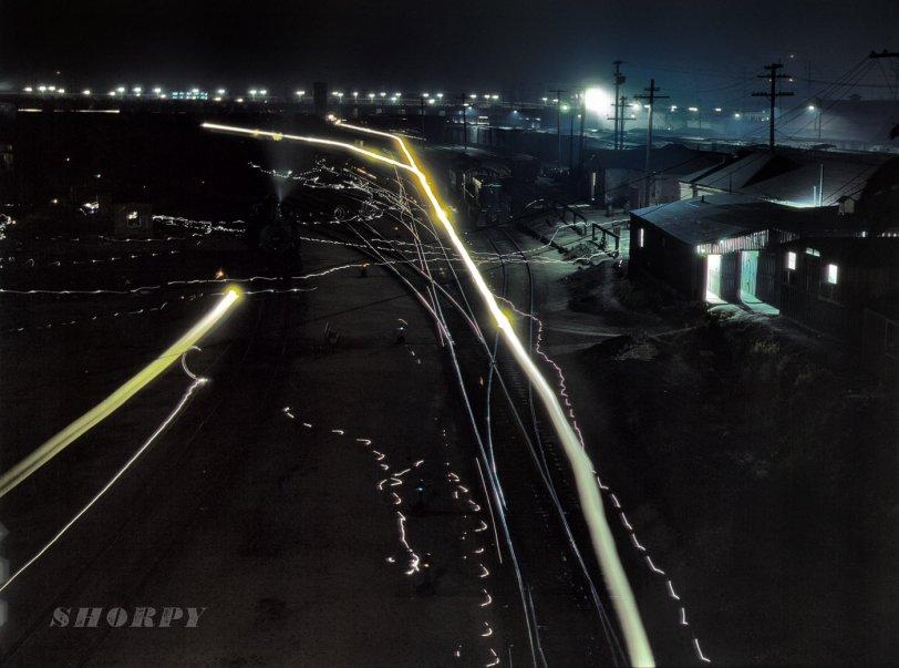 Santa's Railyard: 1943