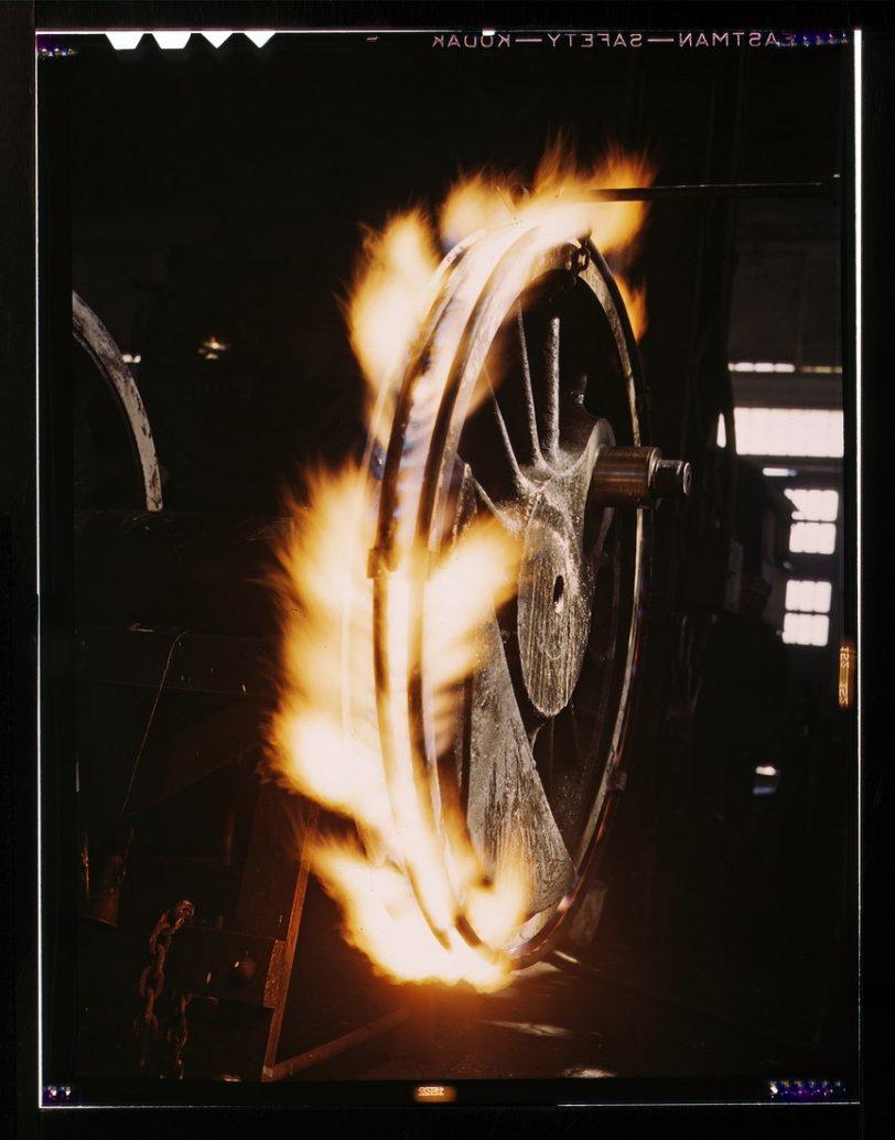 Wheel of Fire: 1943
