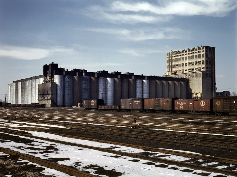 10 Million Bushels: 1943
