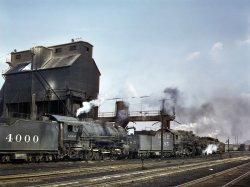 Argentine Yard, Kansas City: 1943