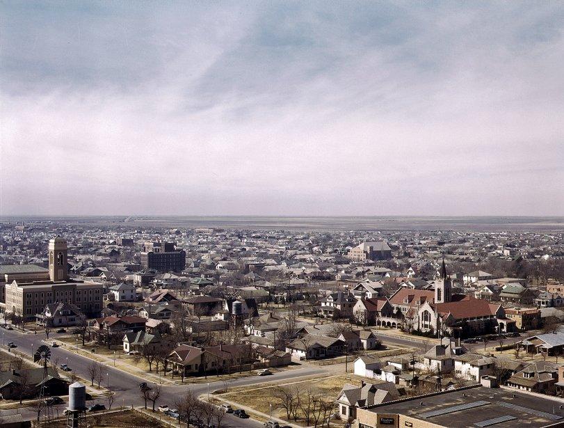 Amarillo: 1943