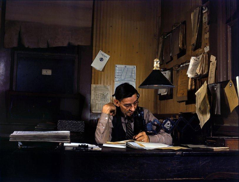 Amarillo Yardmaster: 1943