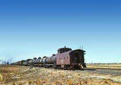 Westbound Freight: 1943