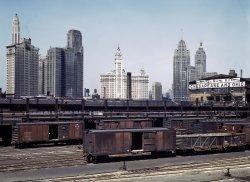 South Water Street Terminal: 1943