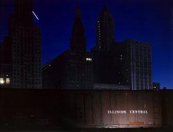 Chicago: Night: 1943