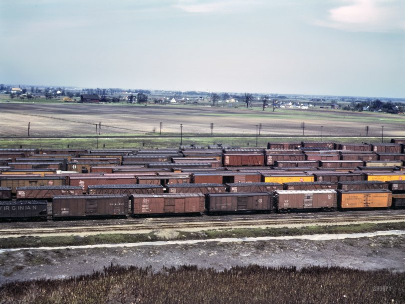 Rolling Stock: 1943