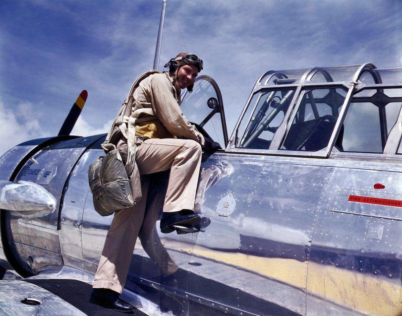 Cadet Deitz: 1942
