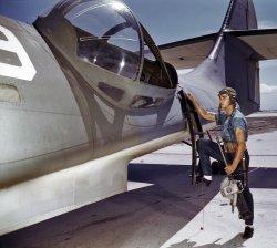 Ordnance Mate Waller: 1942