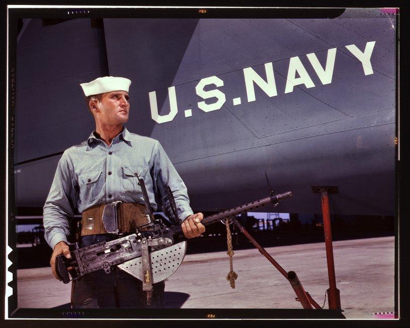 Navy Man: 1942