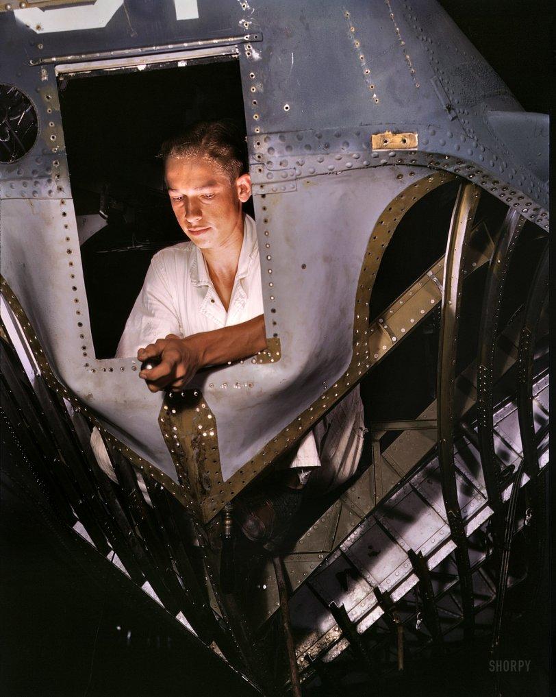 Nose Job: 1942