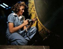 Riveting: 1942