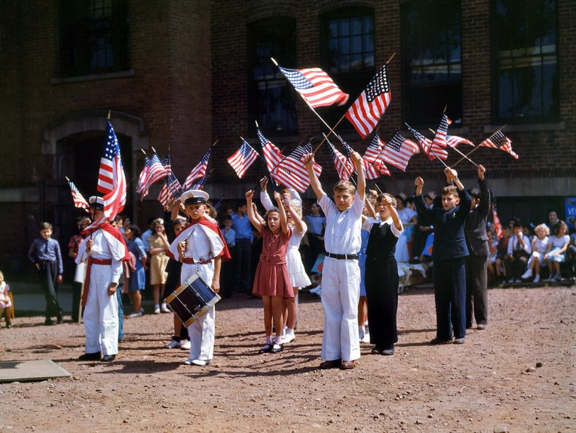 Parade Day: 1942