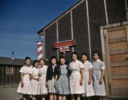 Barbershop Octet: 1943