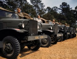 Ready to Roll: 1942