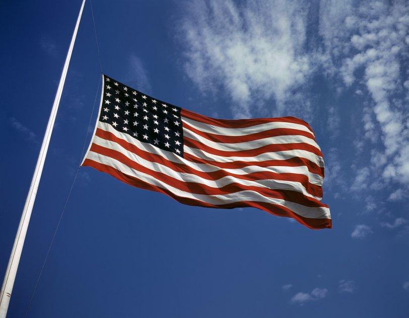 Flag Day: 1942