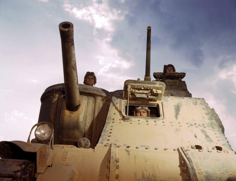 A Full Tank: 1942