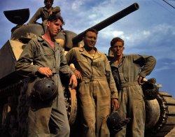 Tankers: 1942
