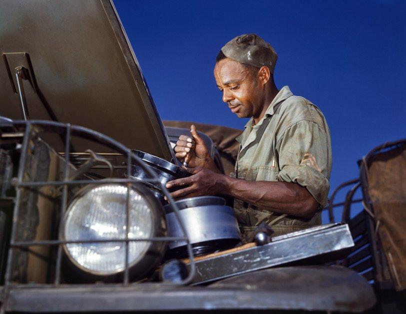 Army Mechanic: 1942