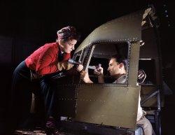 We Met at Work: 1942