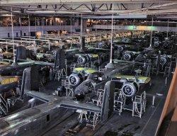B-25 Final Assembly