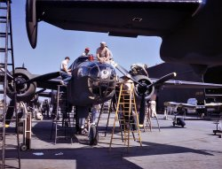 The Finishing Touches: 1942