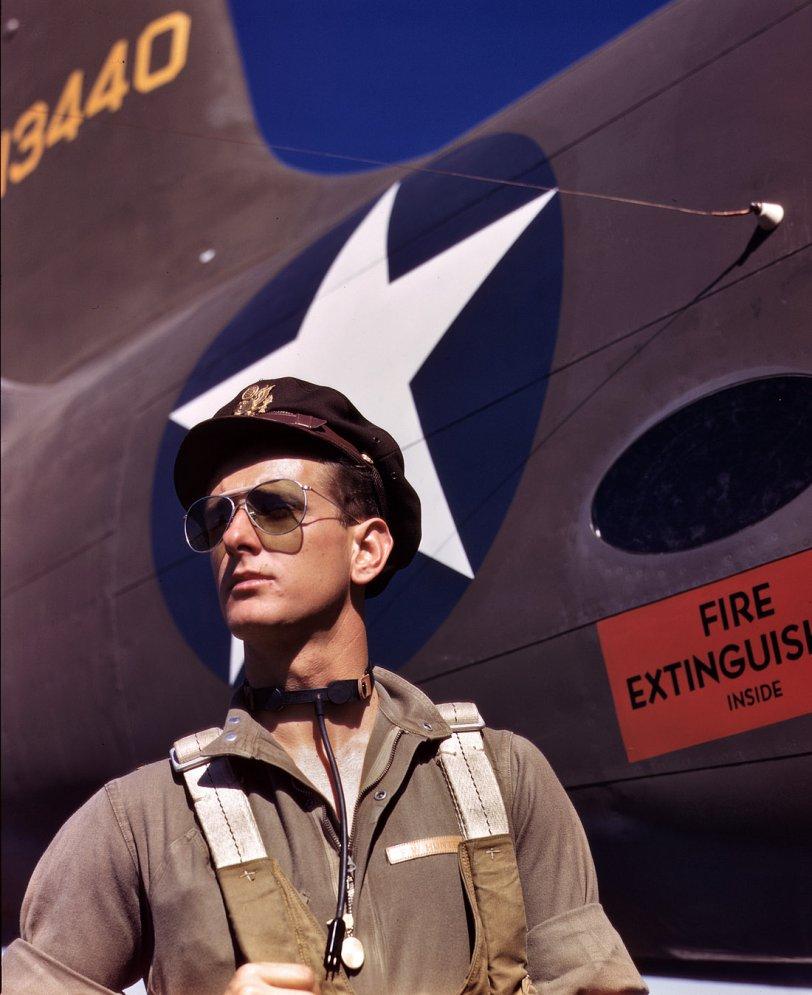 Test Pilot: 1942