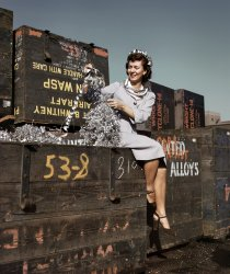 Annette, Aluminum and You: 1942