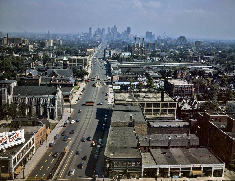 The Motor City: 1942