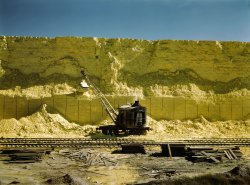 Sulfur Vat: 1943