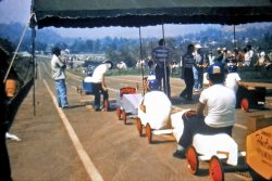 1960s Soap Box Derby