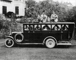 Studebaker Ortega Family: 1929