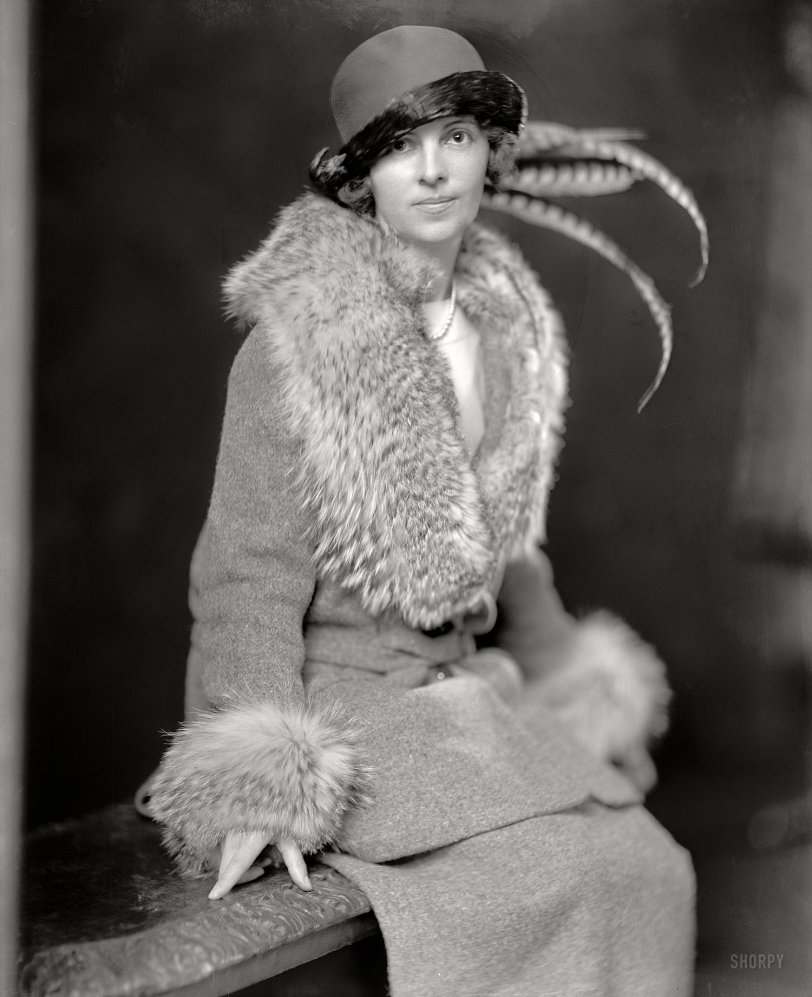 Bunny Roosevelt: 1920