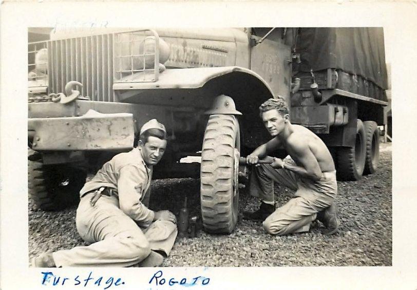 Turstage  Rogoto: WW2