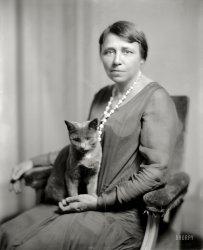 Hattie and the Cat: 1925