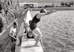 Holey Water: 1940