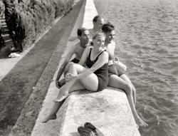 Solomon's Pools: 1940