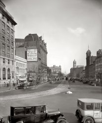 Main Street U.S.A.: 1925
