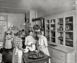 The Peelers: 1912