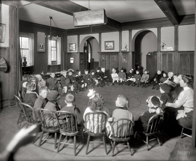 Story Circle: 1912