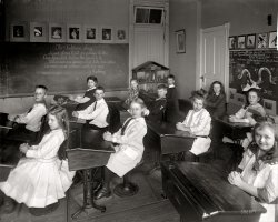 The Children's Song: 1910