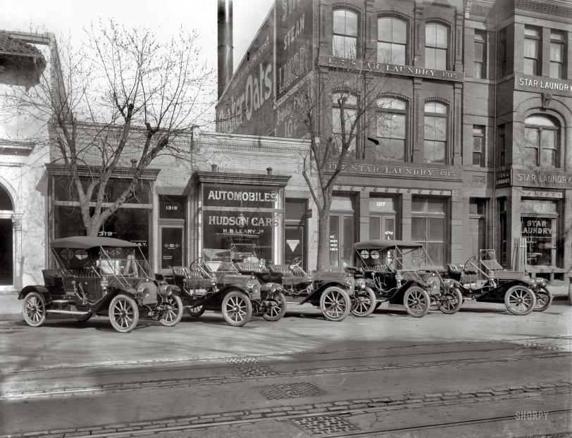 Hudson Motor Cars: 1911