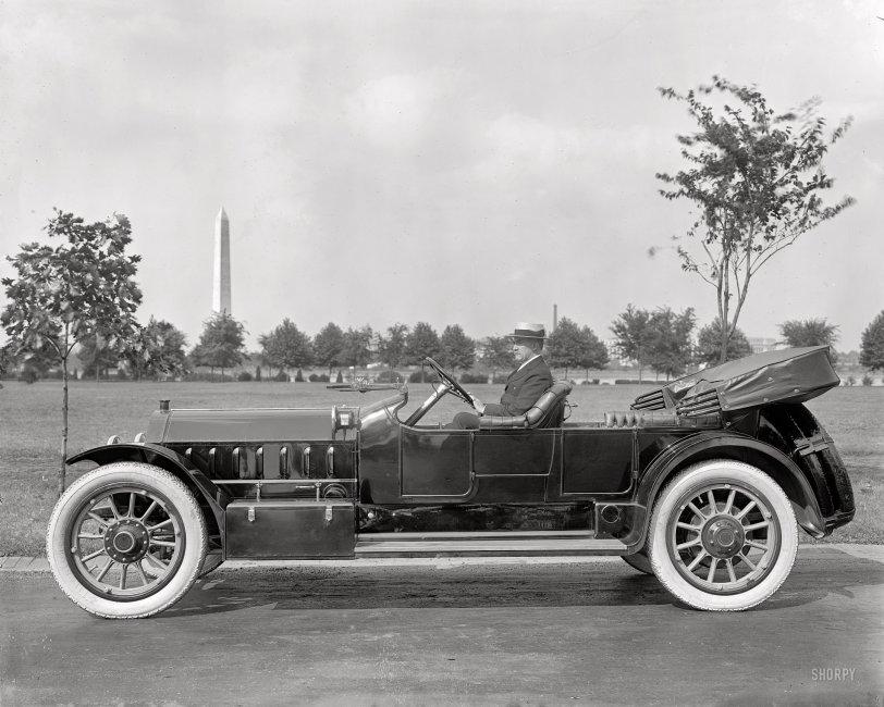 The New Marmon: 1914