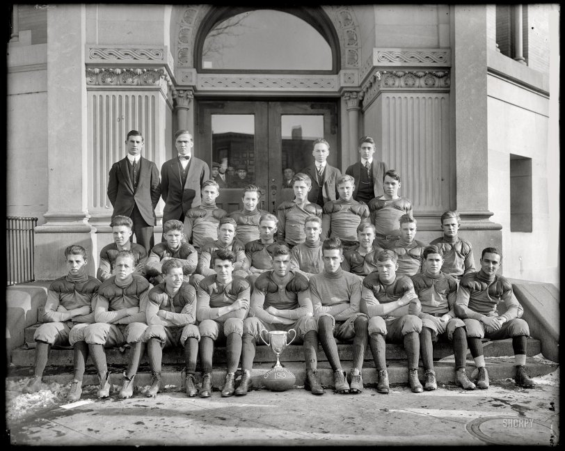 We Are the Champions: 1913