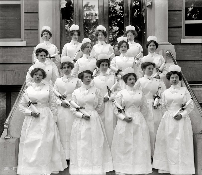 The New Nurses: 1914