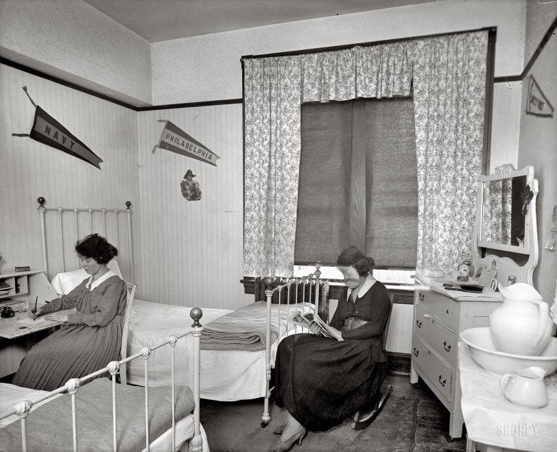 Telephone Dorm: 1918