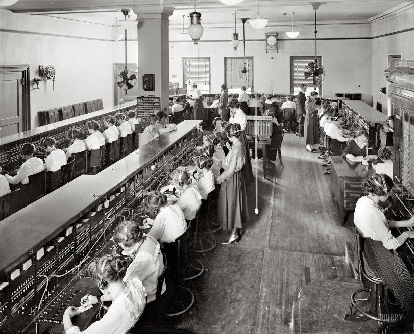 The Operators: 1919