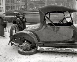 Hobbled: 1917