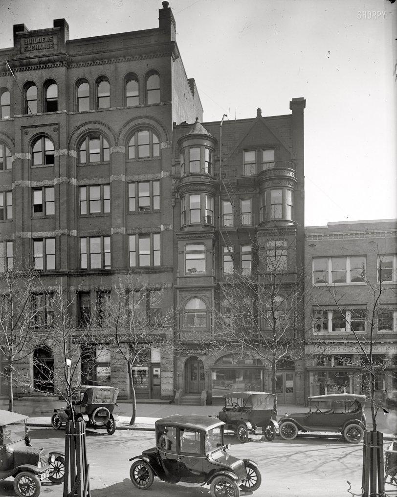 The Annex: 1918